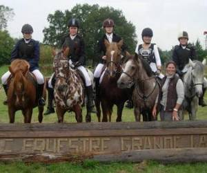 Parc equestre de grande lande