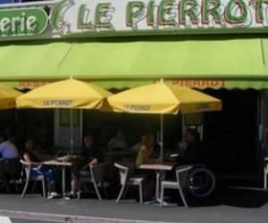Café brasserie le pierrot
