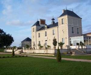 Hôtel château de la sebrandière