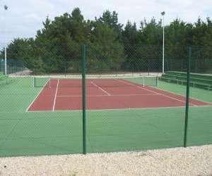 Tennis club riez océan
