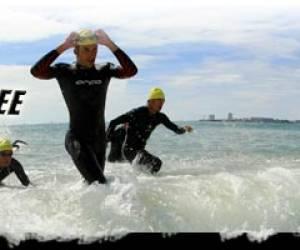 Triathlon les sables vendée