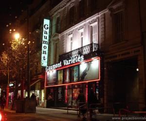 Cinémas gaumont variétés