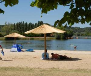 Camping du lac des varennes