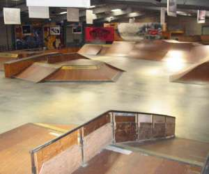 Skatepark le hangar - fal 44