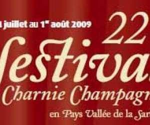Festival charnie champagne