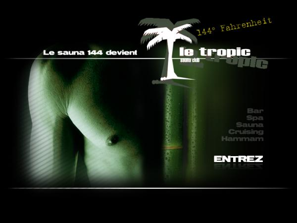 sauna le tropic angers 49000 t l phone horaires et avis. Black Bedroom Furniture Sets. Home Design Ideas
