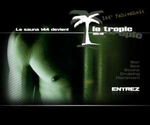 Sauna le tropic