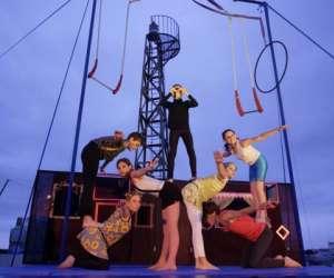 école de cirque youki
