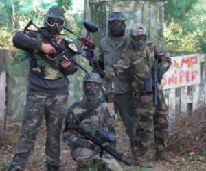 Team apok 85 paint ball