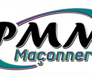 Pmm - maçonnerie (entreprises)