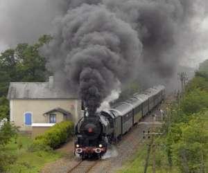 Train a vapeur loco vapeur 141r1199