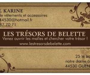 Les  tresors de  belette - boutique country