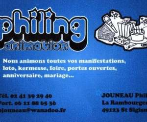 Philing animation -  animateur loto