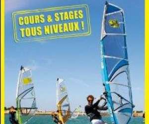 Wave school ecole de windsurf - location