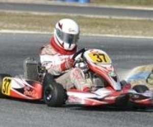 Karting des align�s