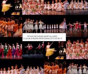 Ecole de danse anne ollivier