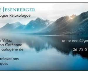 Anne jesenberger sophrologue relaxologue