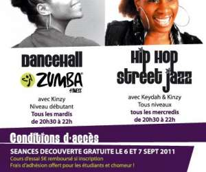 photo Cour Hip Hop-dancehall