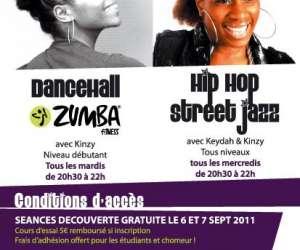 Cour hip hop-dancehall