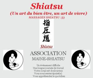 Association maine shiatsu