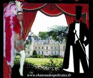 Cabaret  du  chateau des peltraies