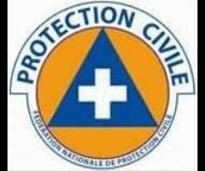 La protection civile de la mayenne