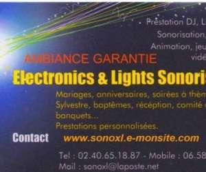Exl sonorisation