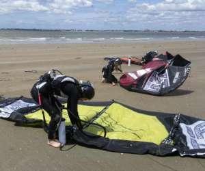Ecole de kitesurf