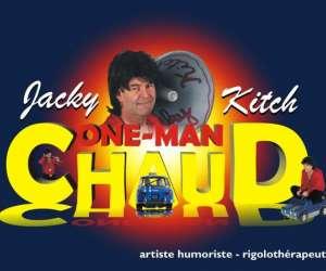 Jacky   kitch  artiste comique et humoristique