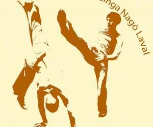 Capoeira ginga nago laval