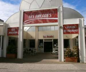 Restaurant bar creperie les arcades