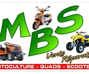 Mbs quad scoot moto motoculture pouzauges
