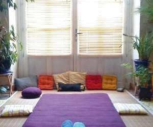 Massage thai traditonnel