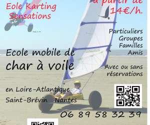 "Charavoile eks 44 ""eole karting sensations"""