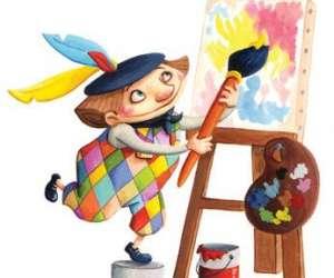 Atelier pots de peinture