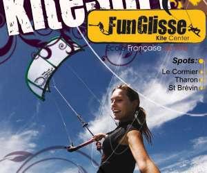 Ecole de kitesurf funglisse kite center