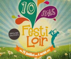 Festiloir - 10 ans
