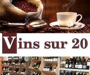 David mathé  -  cave vins sur 20