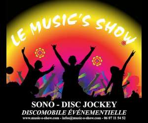 Music's show