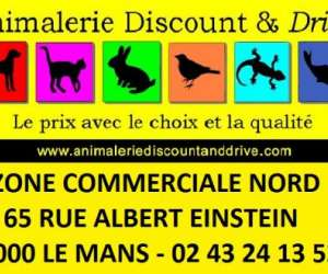 Animalerie discount