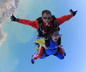 Mike  air  parachutisme - saut  en tandem