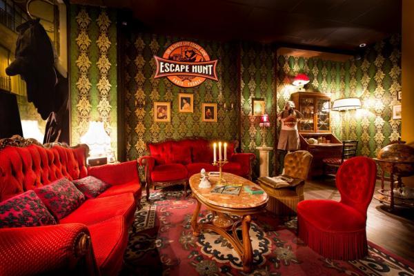 escape hunt experience nantes st herblain 44800 t l phone horaires et avis. Black Bedroom Furniture Sets. Home Design Ideas