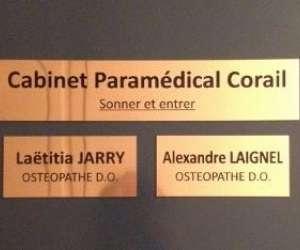 Laignel jarry ostéopathe