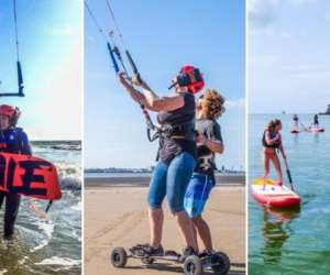 Line up | ecole de kitesurf & stand-up paddle