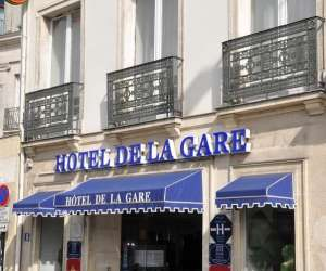 Hôtel de la gare citotel nantes
