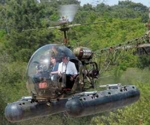 Pb hélicoptères