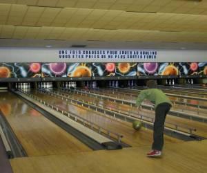 Saintes bowling