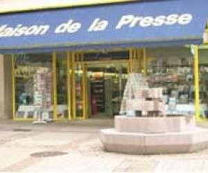 Maison de la presse - librairie