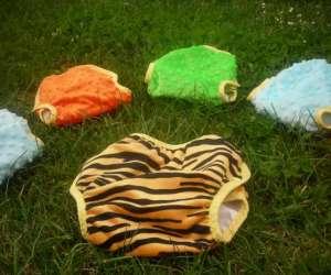 La  ptite  marguerite  - confection de couches lavables