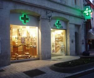 Pharmacie du vieil angoulème